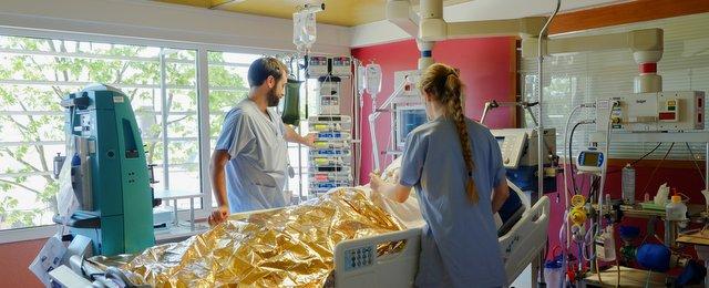 Service de réanimation médicale de Hautepierre