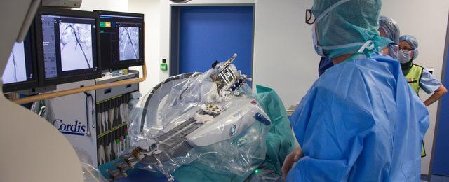 Service de chirurgie vasculaire et transplantation rénale