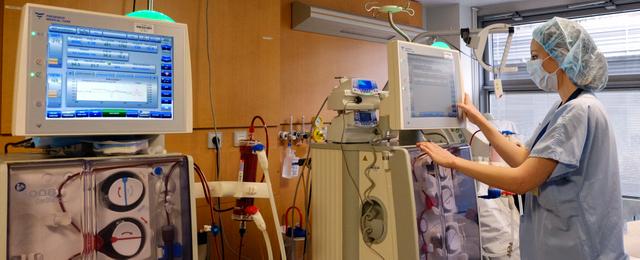Service de néphrologie et dialyse