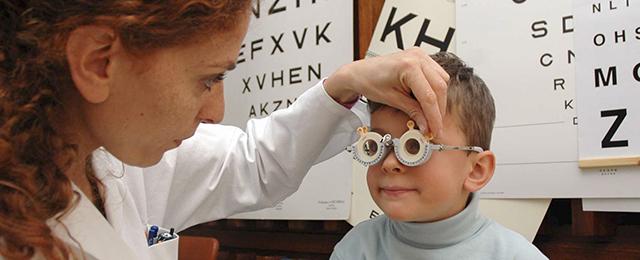 Service d'ophtalmologie